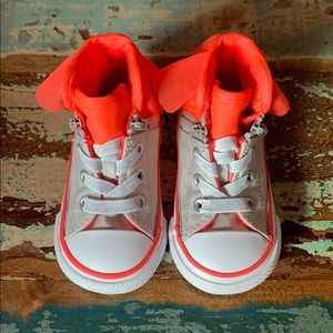 ADORABLE Converse-  Like NEW!